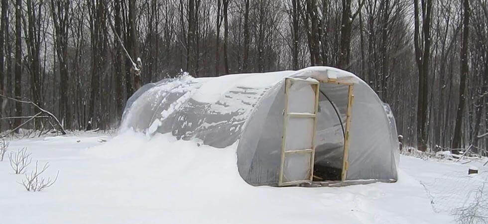 How to build a greenhouse, DIY Hoop House Guide.