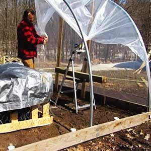 Greenhouse Materials – How to Build a Hoop House